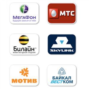 Операторы сотовой связи Сапожка