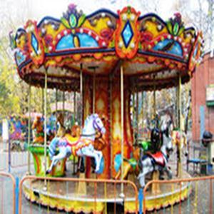 Парки культуры и отдыха Сапожка