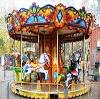 Парки культуры и отдыха в Сапожке