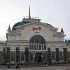 Железнодорожные вокзалы в Сапожке