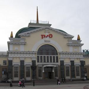 Железнодорожные вокзалы Сапожка